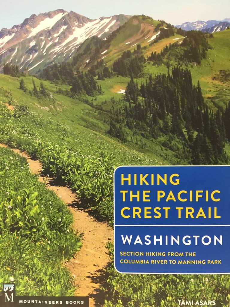 Hiking PCT in Washington