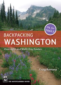 Backpacking WA Romano