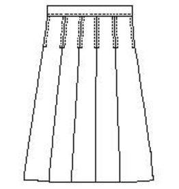 Ramona Wool Skirt Plaid