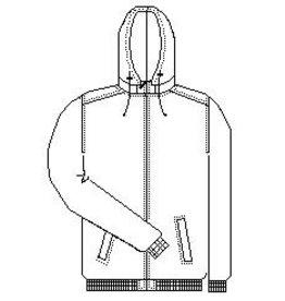 Universal Mission (SGMHS) Rain Jacket