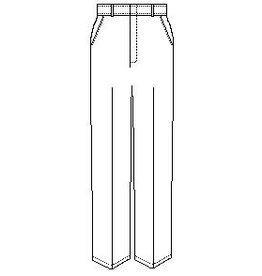 Boys Husky Flat Front w/ Adjustable Waistband Pant (7750H) Khaki
