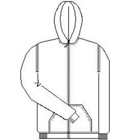 St. Andrew Zipper Sweatshirt