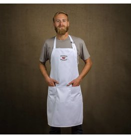 Tormack Chef's Apron White