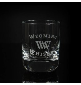 EGrandstand Etched 9 oz. Rocks Glass