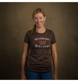 Tormack Ladies Brown T-Shirt