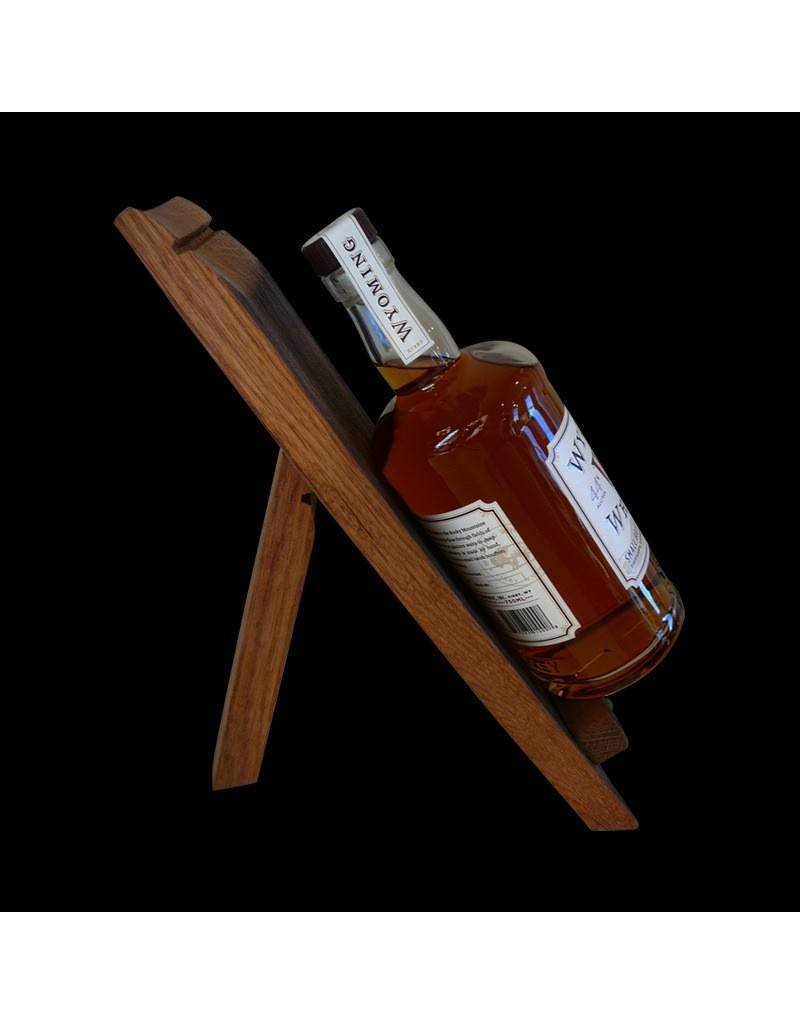 Rich Barrel Stave Bottle Stand