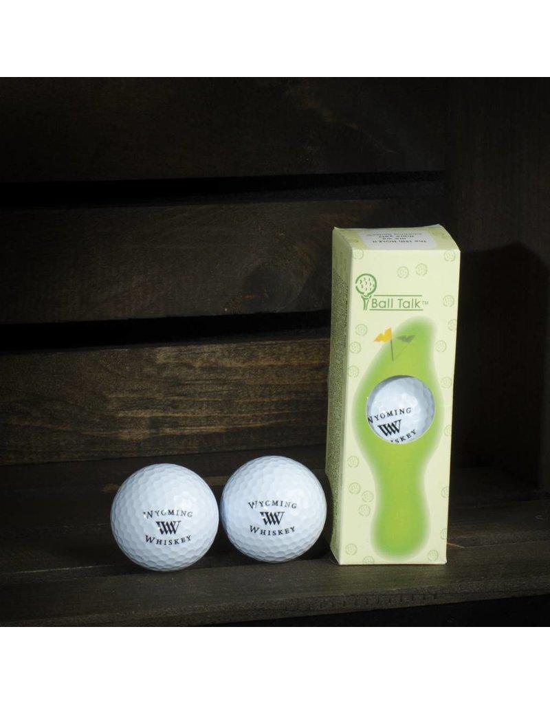Golf Ball Talk 3-Pack Golf Balls