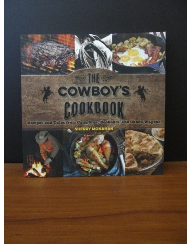 National Book Network The Cowboy's Cookbook