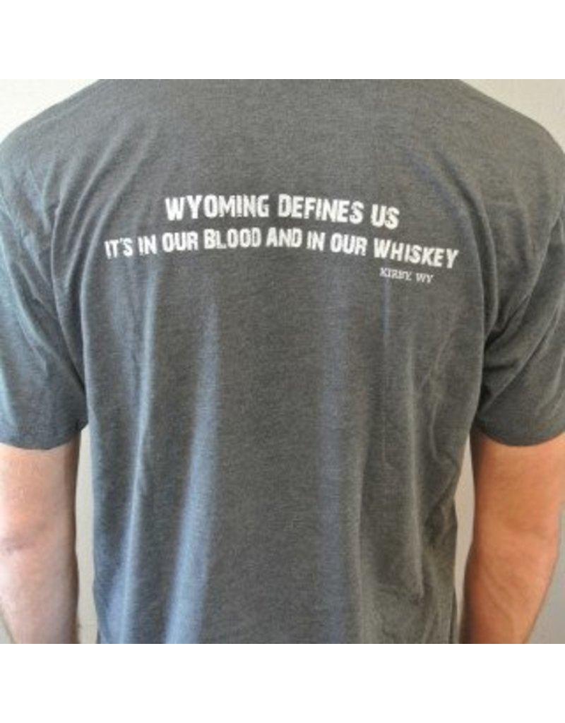 Tormack Men's Charcoal T-Shirt
