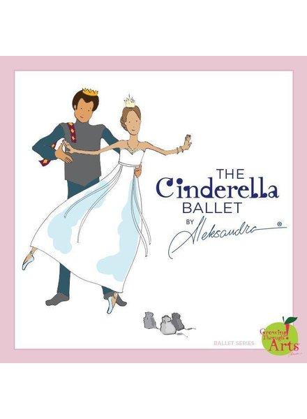 Russian Pointe Cinderella Ballet Storybook