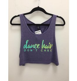Sugar & Bruno Dance Hair Half Tank