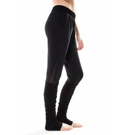 Miss Behave/ Miss Fit Winona Black Legging