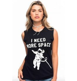 Sub Urban Riot More Space Muscle Tank