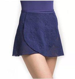 AinslieWear Kara Lace Wrap Skirt