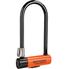 Kryptonite Kryptonite Evolution Series 4 STD U-Lock: 4 x 9""