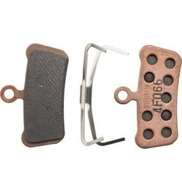 Avid Avid/ SRAM Disc Brake Pads, Fit Elixir and DB Series, Level, Level TL, Level, Sintered with Steel Back 1 Set