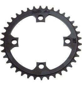 Profile Racing Profile Racing 4-bolt 104mm Chainring, 43t Black
