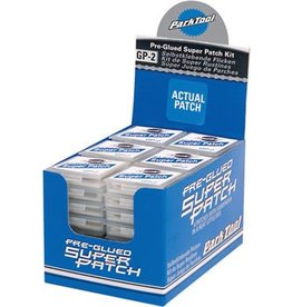 Park Tool Park Glueless Patch Kit GP2 48/Box