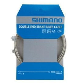 Shimano Shimano Mtn/Road Brake Cable 1.6x2050mm - single