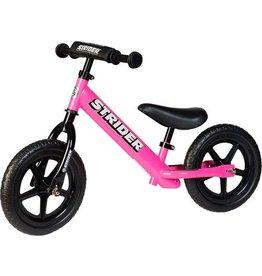 Strider Strider 12 Sport Kids Balance Bike: Pink