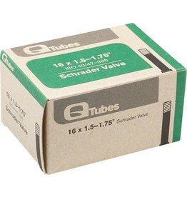 16x1.5-1.75 Q-Tubes Schrader Valve Tube 92g *Low Lead Valve*