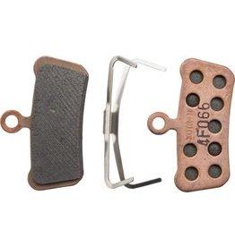 Avid Disc pads, Trail (4-piston) - sintered/steel (pr)