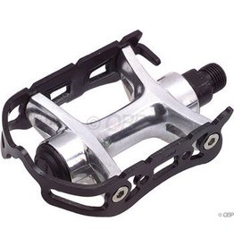 Wellgo Wellgo 888 9/16 Alloy Quill Pedals Black