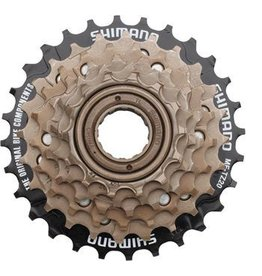 Shimano Shimano TZ20 6-Speed 14-28t Freewheel