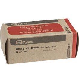 Q-Tubes 700c x 35-43mm 48mm Presta Valve Tube