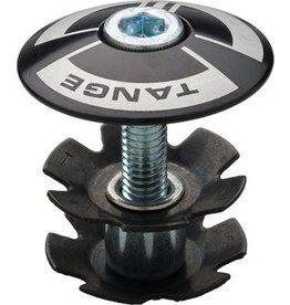 """Tange-Seiki Aheadset Starnut, Bolt and Nylon Cap for 1"""" Steel or 1-1/8"""" Aluminum Steerer"""