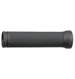 Velo Velo Diamond 128mm VLG-408 Flangless Grips: Black