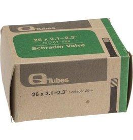 26x2.1-2.3 Q-Tubes Schrader Valve Tube 198g