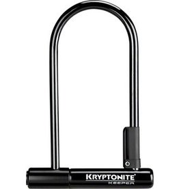 Kryptonite Kryptonite Keeper Standard U-Lock: 4 x 8""