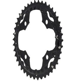Shimano Shimano SLX M660-10 42t 104mm 10-Speed Outer Chainring Black
