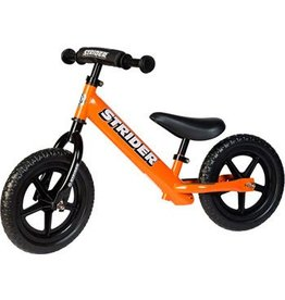 Strider Strider 12 Sport Kids Balance Bike: Orange
