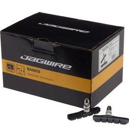 Jagwire Jagwire Mountain Sport Brake Pads Box of 25 Pair Grey