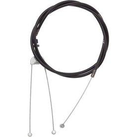 Odyssey Odyssey Linear Quik Slic-Kable Black 100mm