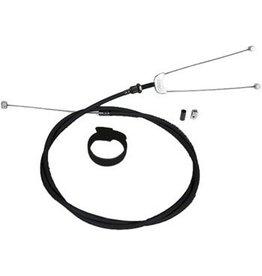 Odyssey Odyssey Linear Quik Slic-Kable Black Adjustable