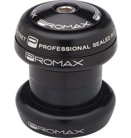 Promax Promax PI-1 Alloy Sealed Bearing 1-1/8 Press in Headset Black