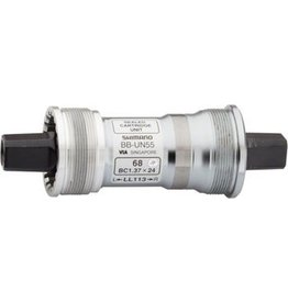 Shimano Shimano UN55 68 x 127mm Square Taper English Bottom Bracket