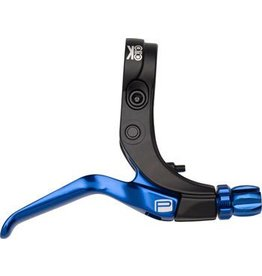 Promax Promax Click V-Point Long Reach Brake Lever Blue