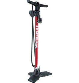 Topeak Topeak Joe Blow Race Floor Pump: Red