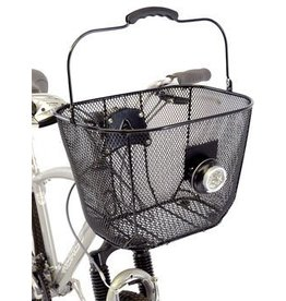 Axiom Axiom Fresh Mesh DLX Front Basket: Black Mesh