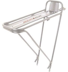 Planet Bike Planet Bike Eco Rear Rack: Includes Hardware, Silver