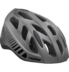 Lazer Lazer Motion Helmet: Matte Titanium LG