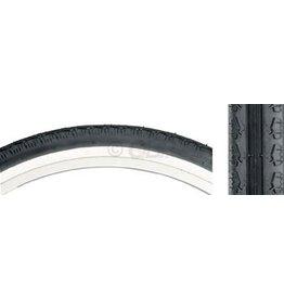 Kenda K130 Cruiser Tire 26x2.125 Steel Bead Black/White