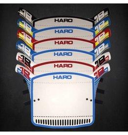 Haro Haro Series 1B numberplate