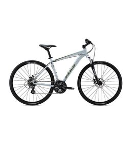 Fuji Fuji TRAVERSE 1.7 DISC SILVER/GREEN