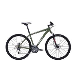 Fuji Fuji TRAVERSE 1.3 DISC GREEN/RED