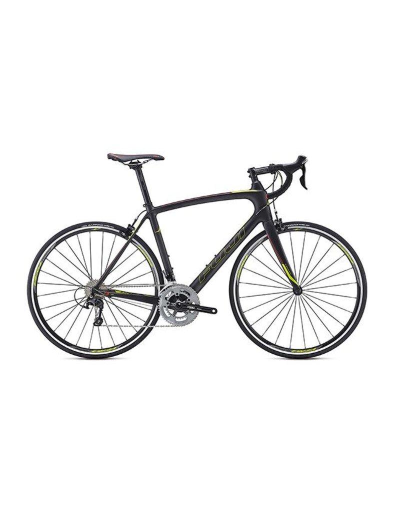 5a89d0ed1 Fuji Fuji GRAN FONDO CLASSICO 1.3 53 CARBON CITRUS - Paradise Bikes